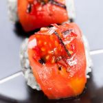 Tomato Sushi – Yes, That's Vegetarian – Recipe