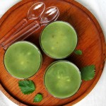 Cream of Stinging Nettle Soup – A Guest Post From Laura of Hip Pressure Cooking
