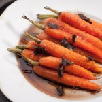 Alice's Savory Sweet Life Cookbook – And Her Recipe for Roasted Carrots with Sage Brown Butter