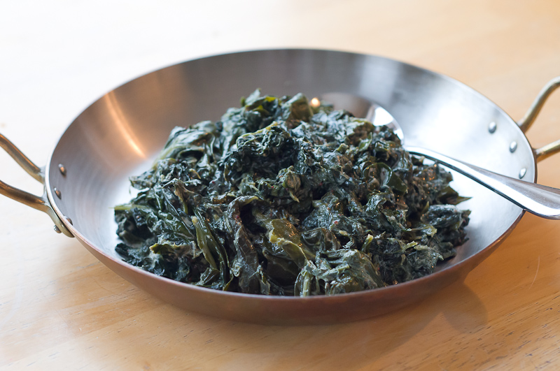 Saag with collard greens kale and spinach recipe herbivoracious saag with collards and kale forumfinder Choice Image
