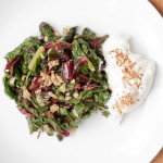 Swiss Chard with Garlic and Yogurt – Recipe