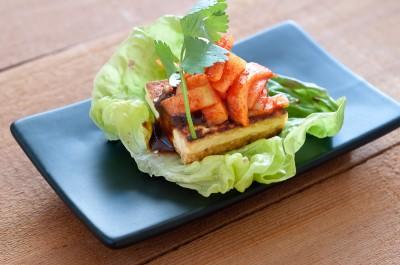 Green Apple Kimchi