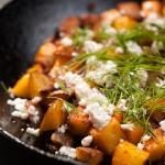 Harissa Potatoes – Recipe