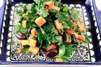 Parsley_Persimmon_Olive_Salad