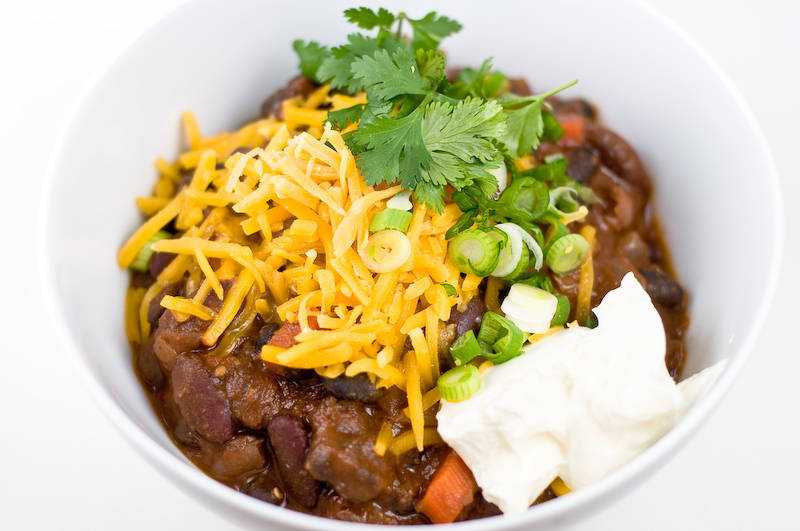 Best vegetarian chili recipe delicious easy healthy and best vegetarian chili recipe delicious easy healthy and optionally vegan forumfinder Choice Image