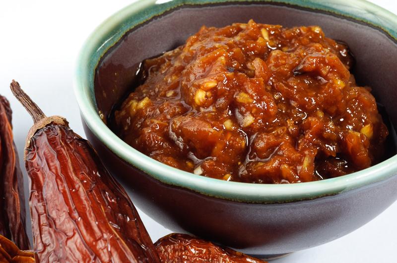 Aji Amarillo Hot Sauce From Peruvian Chile Peppers Recipe
