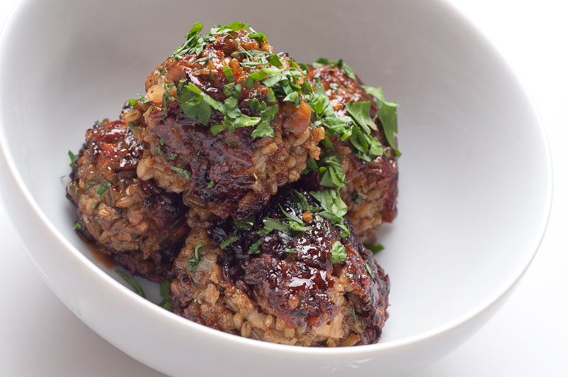 Freekeh Kofte - Green Wheat